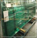 4mm-19mmの緩和されたガラスまたは平らな、曲げられたガラスまたは安全ガラス