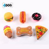 Резиновые стаей пищащих собака чью игрушка для ПЭТ