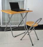 Faltende Computer-Tabelle u. Stuhl (KT005A)