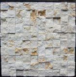屋外の壁はタイルを張るモザイク(HJSC1004)を