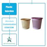 De aangepaste Plastic Vorm van de Injectie van de Bak van het Afval van de Vuilnisbak van het Huishouden van Producten Plastic