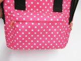 Form stilvoller PU-Frauen-Beutel-Arbeitsweg-Segeltuch-Schule-Einkaufen-Laptop-Dame Handbag Tote Cosmetic Bags Belüftung-Rucksack