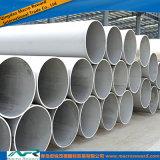Roestvrij staal Gelaste Pijpen ASTM/Buizen
