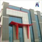 ACP imperméable à l'eau et ignifuge pour le matériau de décoration de construction (XH005)