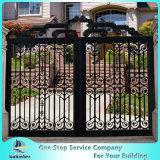 Алюминиевый рельс алюминиевой двери главного входа/сада алюминиевый/алюминиевая загородка
