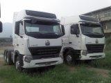 Sinotruk 새 모델 HOWO A7 6X4 420HP 트랙터 트럭
