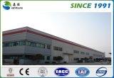 Arábia Saudita China fabricou armazém de estrutura de aço leve Q345