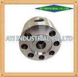 De deel-Douane van de Machine van China van de Delen van de Machine van het staal Precisie 304 het Metaal CNC van het Roestvrij staal