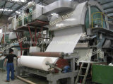 3 Tpd Single Dryer Single Cylinder Máquina de papel higiênico
