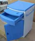病院のための緑のプラスチックBedstand