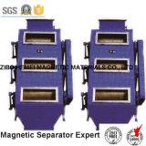Dispositivo di rimozione del ferro, separatore permanente del timpano magnetico per la particella dell'alimento, materia plastica