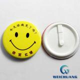 Smile Face Coin d'un insigne