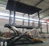 Elevador hidráulico del coche del estacionamiento de la alta calidad