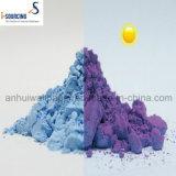 تغيير لون صبغات، حساس للضوء لون المواد على نطاق واسع المستخدمة للنسيج ولعب