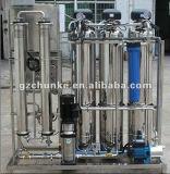 Industrieller Edelstahl-graue Wasserbehandlung-Systemanlagen