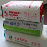 Le papier kraft hors du côté+matériau tissé en polypropylène sac d'emballage intérieur