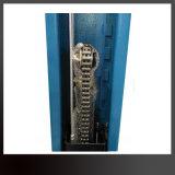 2 Pfosten-Bodenplatte-manueller Verschluss-Freigabe-Auto-Aufzug mit dem Cer genehmigt