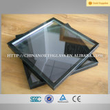 6/12/6 warmes Edge, Tempered Reflective oder Double Silver Low E Coating Insulated Glass