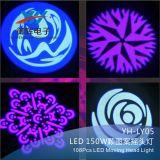 Hersteller der Qualitäts-Produktions-LED Lichtes Punkt-des beweglichen des Kopf-150W