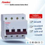 Commutateur d'isolant pour le circuit 125A 1p 2p 3p de basse tension