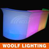 Moderne d'éclairage LED droite et Corner Bar Meubles