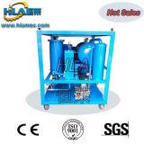El aislamiento de alto vacío de purificación de aceite de máquina