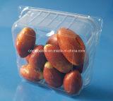 Kiwiberryのための明確なプラスチックフルーツの包装の容器
