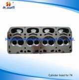 トヨタ7k 5k 11101-06040 11101-06030のためのエンジン部分のシリンダーヘッド