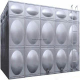 Réservoir flexible de réservoir d'eau potable de réservoir d'eau de la Non-Rouille GRP FRP SMC