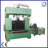 Ferro hidráulico de ferro, cobre, alumínio, folha, pórtico, corte, máquina