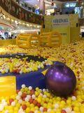 Juego de bola del PVC del juego de bolas de la máquina de juego millón para los cabritos