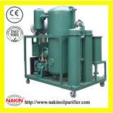 Máquina de la filtración del petróleo de la turbina de la calefacción del vacío Ty-20