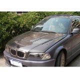 BMWのための良質カーボンファイバーエンジンのフードカバー