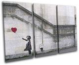 Custom écologique Banksy Graffiti toile / imprime /canvas peinture pour la vente