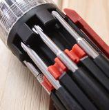 Дешевое цена и гибкий факел Multi-Отвертки с Phillips и прорезанной головкой