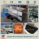 Máquina Vulcanizing de emenda da correia transportadora refrigerar de água
