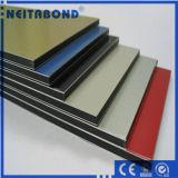 Panneau composite en aluminium de bonne qualité pour la décoration du bâtiment