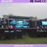 Hotsale farbenreiche druckgegossene Miet-LED-Innenbildschirmanzeige für das videowand-Bekanntmachen (P3.91mm)