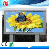 광고를 위한 방수 영상 P10 풀 컬러 옥외 발광 다이오드 표시 스크린