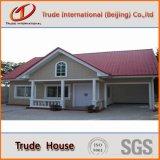 Drei Fußboden-Zwischenlage-Panel-Haus
