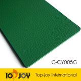 Al aire libre deportes de PVC resistente al agua del suelo (C-CY005G)