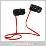 Bluetooth V4.1のイヤホーンのヘッドセットのイヤホーンを取り消す自動無線騒音