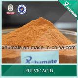 Ácido líquido orgânico elevado de Fulvic do fertilizante 35 por cento