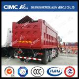 Camion lourd de HOWO 8*4 avec l'envergure hydraulique (340HP)