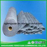 PP/PE zusammengesetzte wasserdichte Membrane für Dach-Keller-Unterlegscheibe-Raum