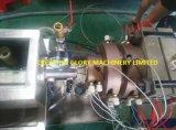 Пластмассы трубопровода PLC машинное оборудование изготавливания Controlled Fluoroplastic Сименс прессуя