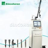 Лазер СО2 подмолаживания кожи предложения лазера/удаления Machine/RF шрама частично