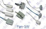 Todos os tipos de sensores de SpO2, cabos, sondas