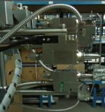 4/6 máquina de la esquina de alta velocidad de Gluer de la carpeta Xcs-800c4c6