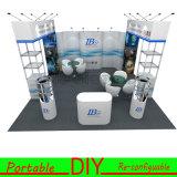 DIY! Salon de l'exposition Booth Stand Builder
